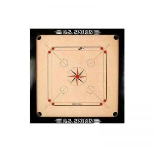 Carrom Board Size 26″X 26″ with Powder and Striker