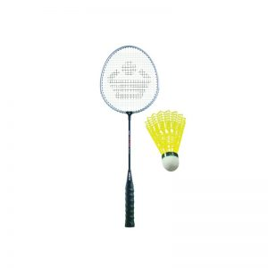 Cosco CB 150E Badminton Racket + Aero 727 Shuttlecock Pack of 2 Pcs