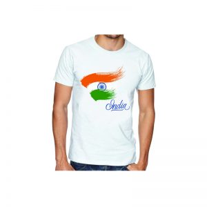 Indian flag t-shirts