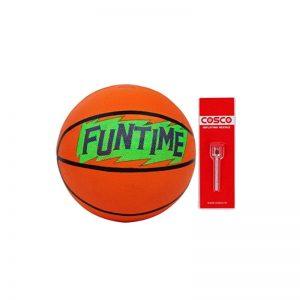 Cosco Basketball Funtime Size 3 Orange/Black