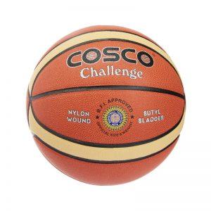 Cosco Basketball Challenge Size 7 Orange/Black