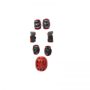 Yonker Skating Protective 4 in 1 Kit Red Color