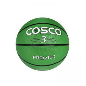 Cosco Basketball Premier Green Color Size 3