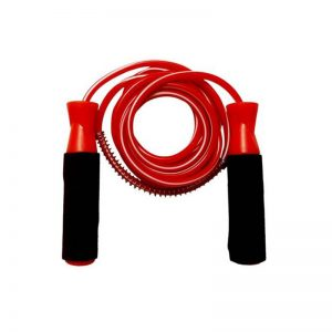 Mspl Fitness Speed Skipping Rope  (Multicolor, Length: 2.5 Mtr.)
